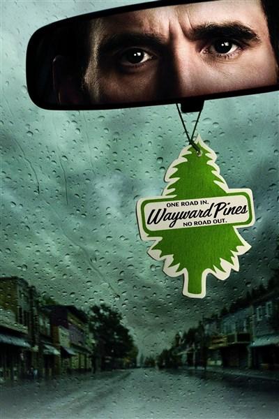 مسلسل Wayward Pines الموسم 1 الحلقة 1