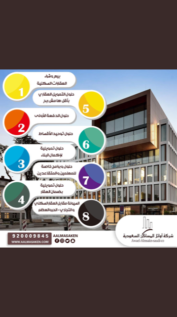 شركة اوائل المساكن السعودية ( التمويل العقاري ) P_1431i60vi1