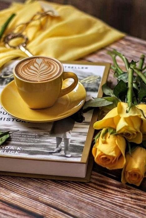 قهوة أصفر للتصميم عالية الجودة 2021