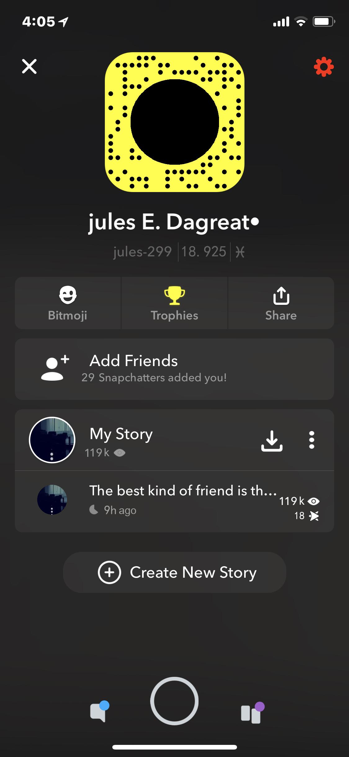 Views snapchat story Buy Snapchat